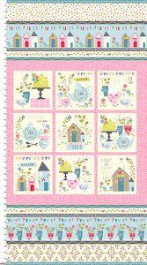Garden Party by Tea & Sympathy | Studioe Fabrics