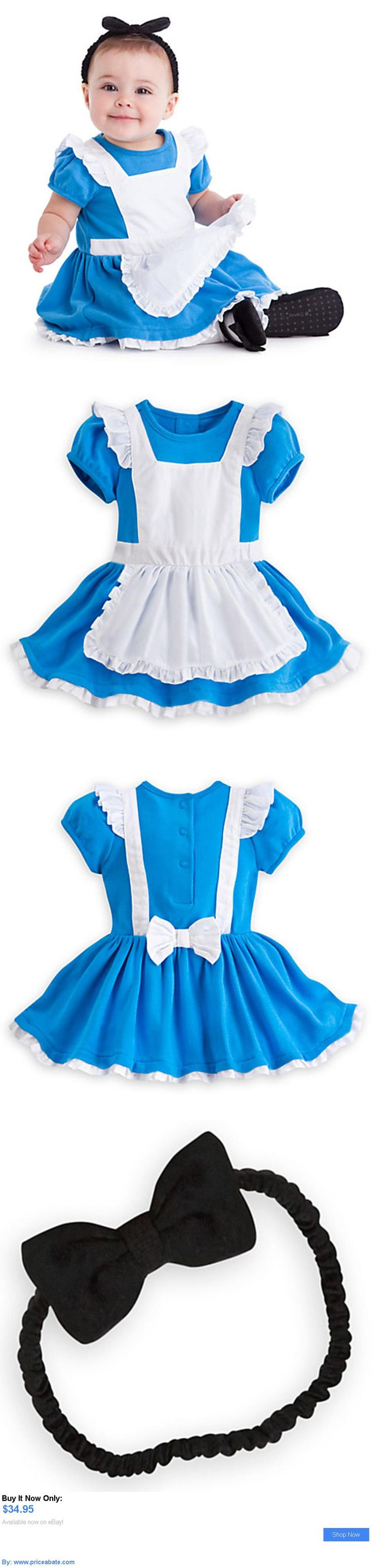 Dresses skirts clothes women disney store - Kids Costumes Disney Store Alice In Wonderland Halloween Costume Dress Toddler Baby All Sizes