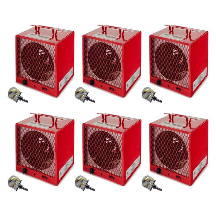 Dr. Infrared Heater 240 Volt 5600 Watt Garage Portable ...