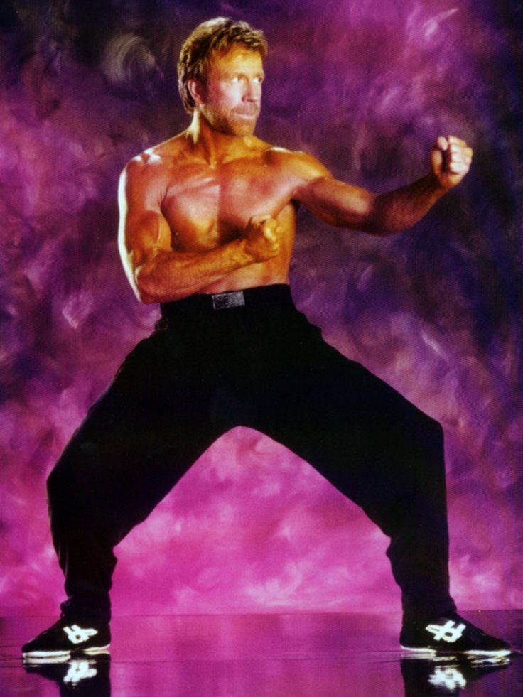 Chuck Norris and The 7 Pillars of Health