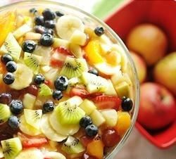 """Sunday Best Fruit Salad 