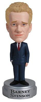 Funko Barney How I Met Your Mother Wacky Wobbler Figure, New, Free Shipping