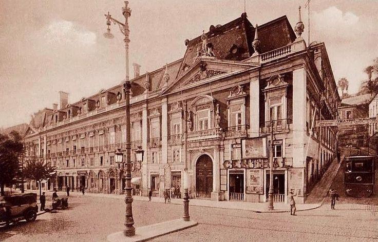 Palácio Foz 'Maxim's' na Avenida da Liberdade