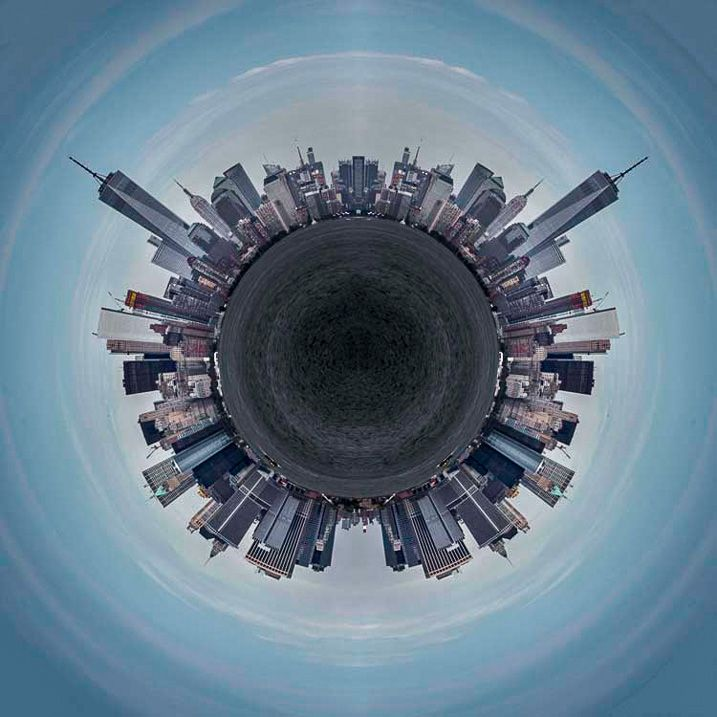 How to Make a Little Planet Using Photosho #photography #photoshop http://digital-photography-school.com/make-little-planet-using-photoshop/
