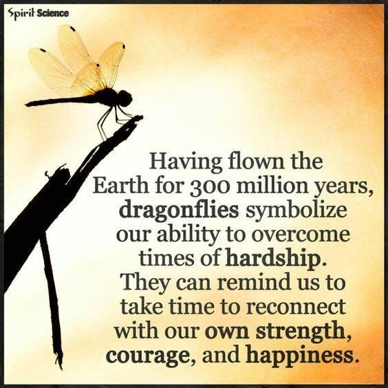 connect with our own strength, courage and happiness....