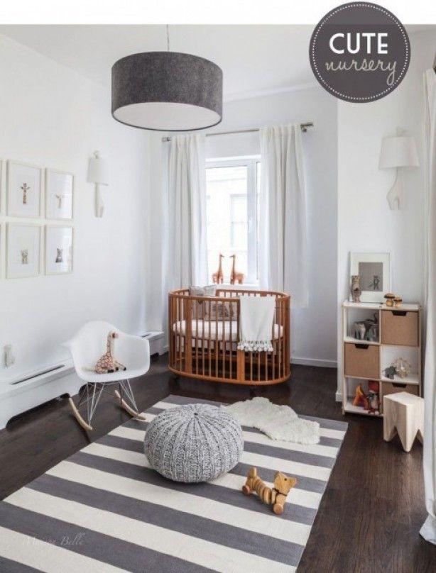 Mooie kleurencombinatie voor de babykamer