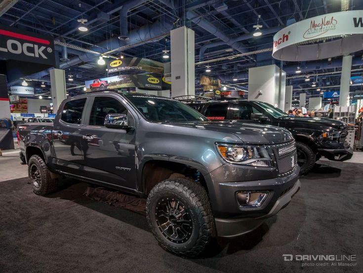 SEMA Top Ten Trucks - Page 3 - Chevy Colorado & GMC Canyon