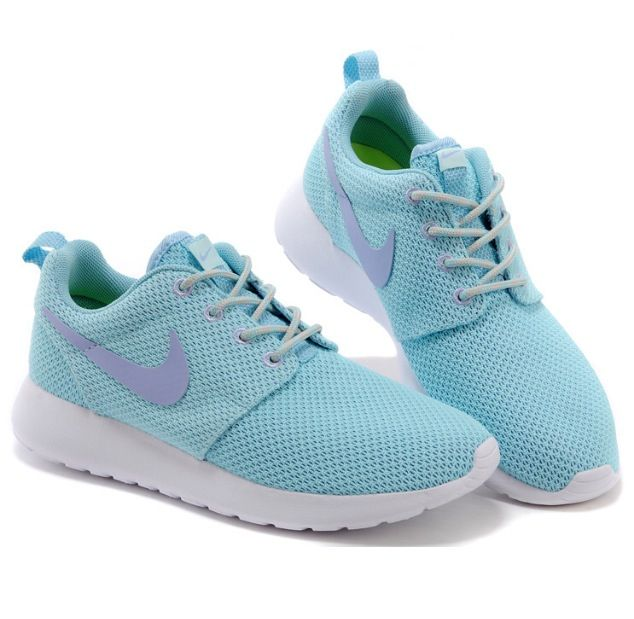 5150cdbde83c nike roshe light blue