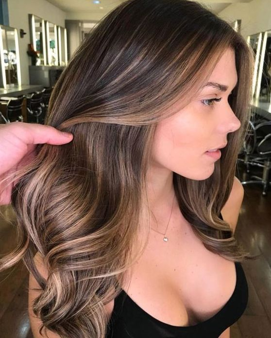 50+ Trends 2018 Fall Hair Color Ideas 29