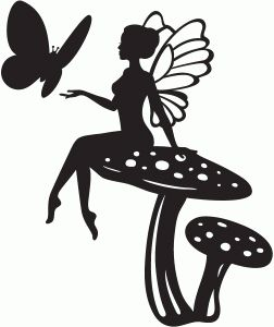 25 Best Ideas About Fairy Silhouette On Pinterest Templates Jars And Images Of