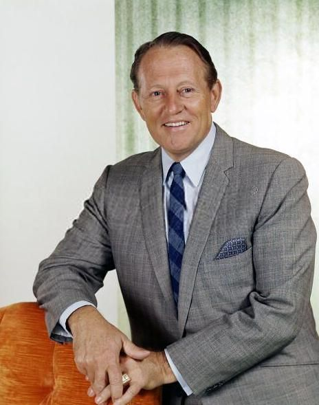 "Art Linkletter (1912 - 2010) Host of a number of TV shows, especially in the 1950s, including ""House Party"" and ""The Art Linkletter Show"""