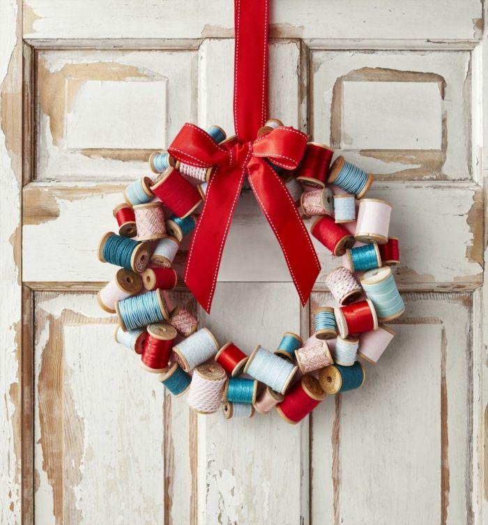 1001 Ideas De Puertas Decoradas De Navidad Originales Puertas Decoradas De Navidad Decoración Casera Decoración De Unas