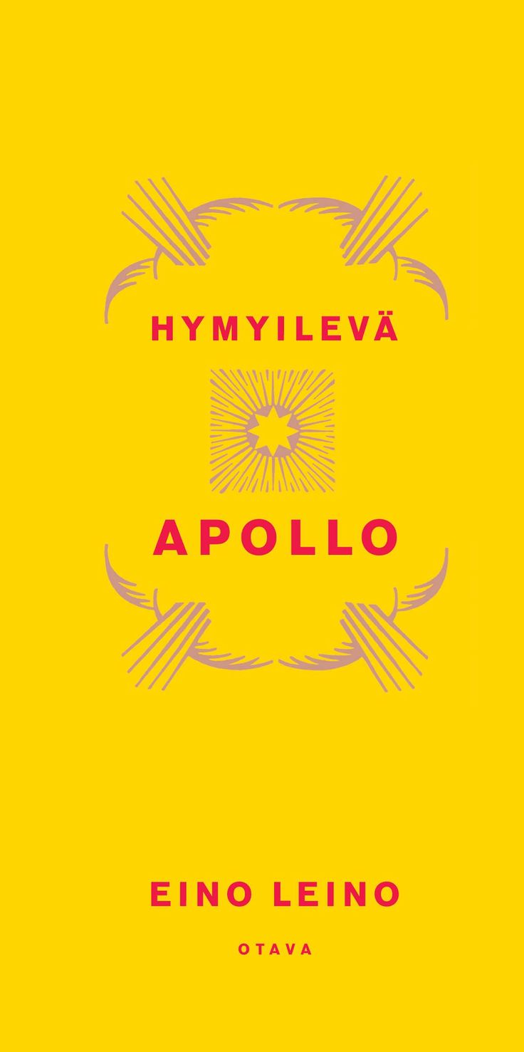 Title: Hymyilevä Apollo | Author: Eino Leino