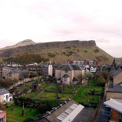 Arthur's Seat is one of the best things to do in Edinburgh, UK - Scotland