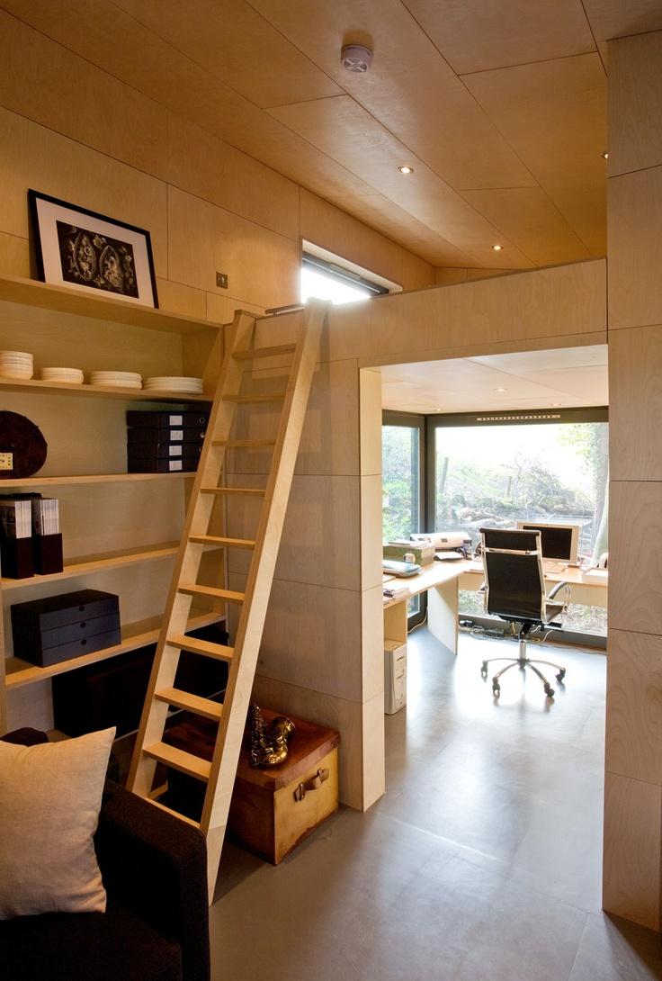 Project all white studio apartment perianth interior design new - M Dulos Habitables Y Ecol Gicos