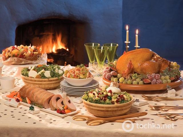 Russian Christmas Dinner Russian Amp German Orthodox