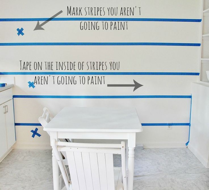 25 best paint stripes ideas on pinterest painting for Painting stripes on walls
