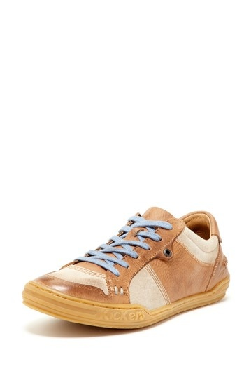Kickers  Jumbo Lace-Up Sneaker