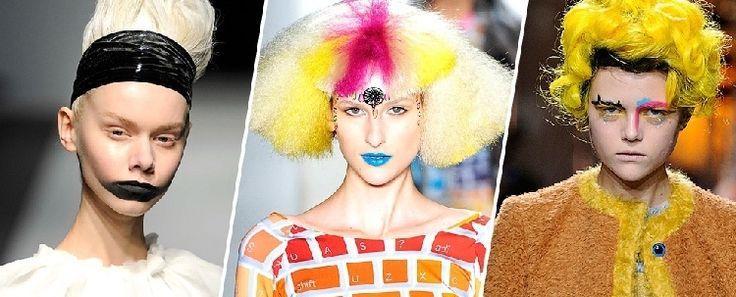 Подиумный макияж  #макияж #визажист #подиум #показмод #косметика #интересное