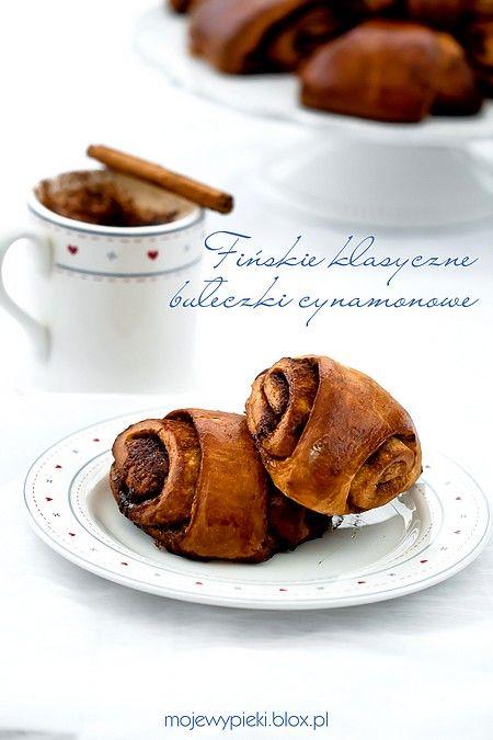 Fińskie bułeczki z cynamonem