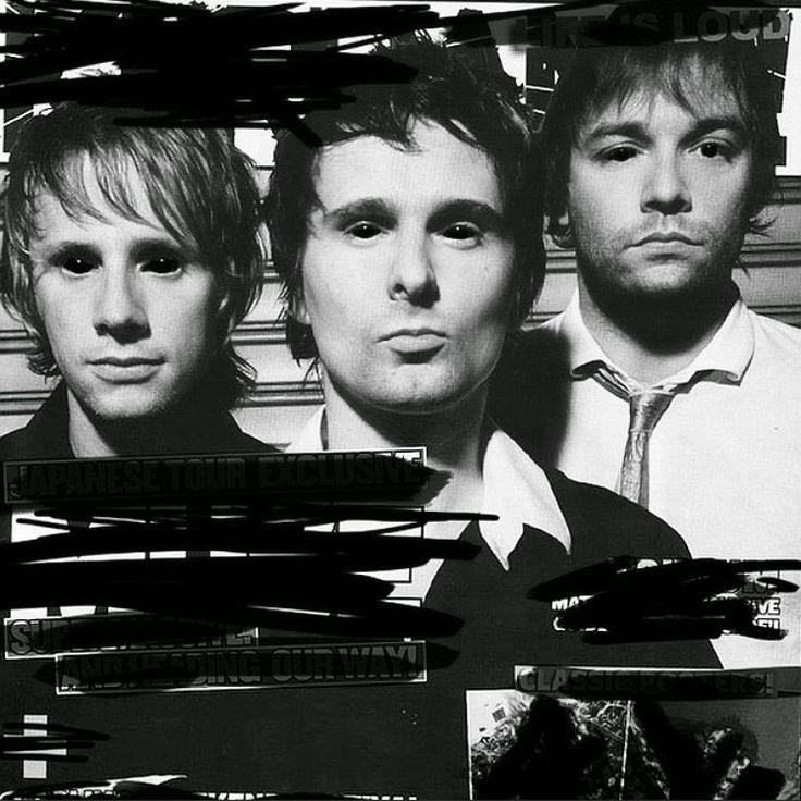 LUPIN4TH MAGAZINE: Muse, Drones: Matt Bellamy, anticipazioni sul nuov...