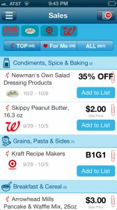 Best shopping list app EVER - compare prices at stores at a glance, search for deals on what you need, and create a shopping list with available coupons. Plus enter to Win a $100 Visa Gift Card from Favado through 1/14!