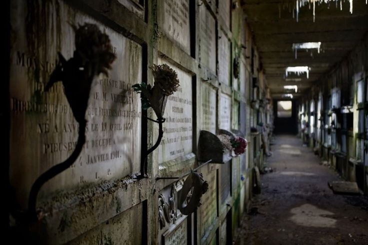 Abandoned crypt. Cimetiere de Laeken, Laeken, 1020 Bruxelles, Belgium