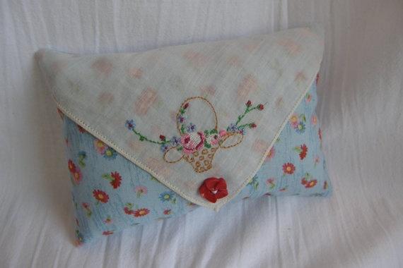 how to make a sachet pillow