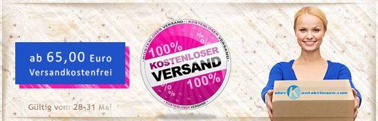 ab 65 Euro Versandkostenfrei nur vom 28.05.2015-31.05.2015