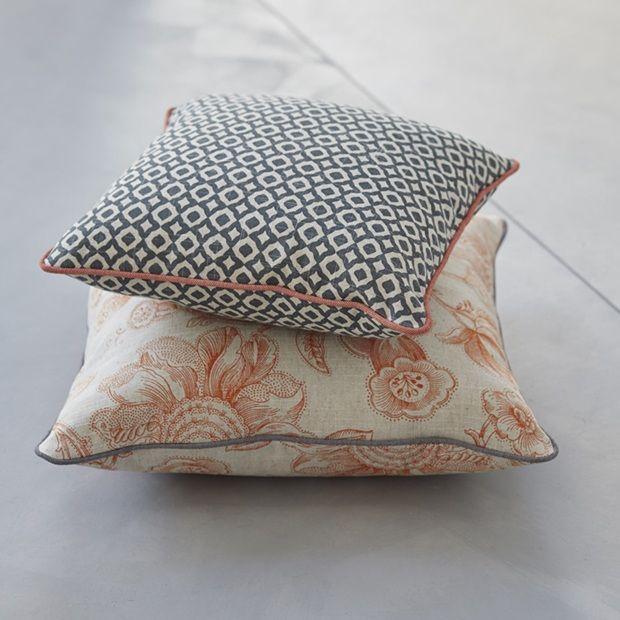 Warwick Fabrics: MANDALAY / fabric textiles /  cushions
