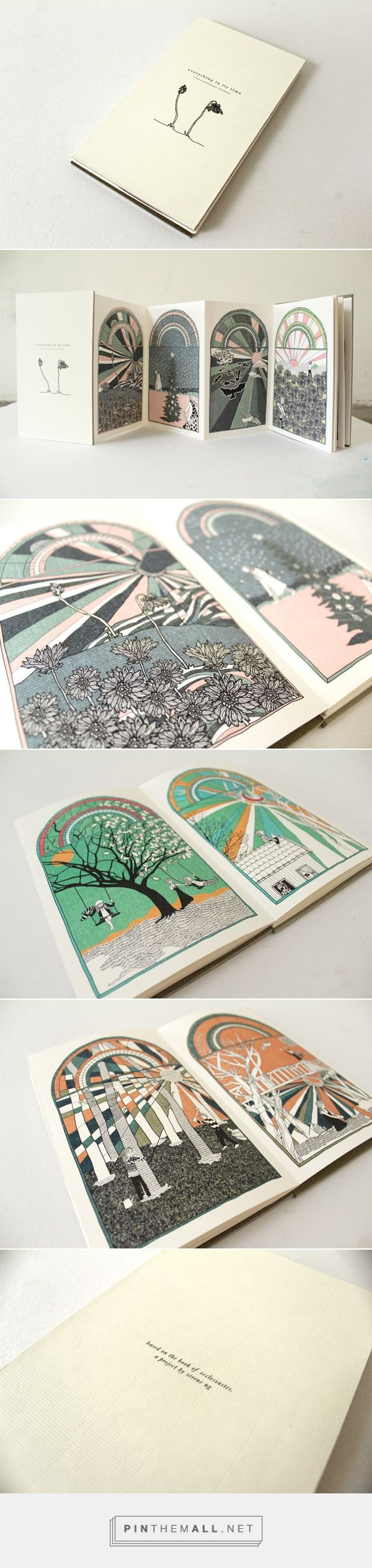Everything in its Time: Painted Prayers Reinterpreted by Serene Ng.....i love these...