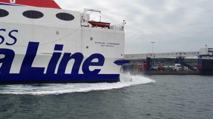 Hurtig færgen Gøteborg til Frederikshavn Sommeren 2012