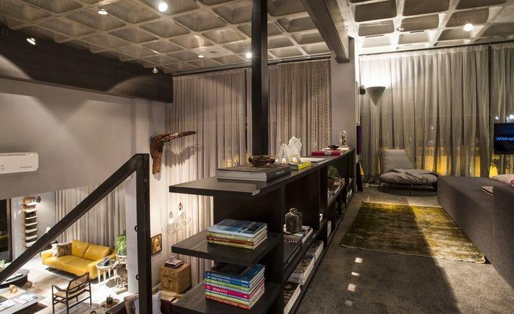 Warm and Inviting Loft Apartment in Praia Brava, Brazil - laje nervurada, linda e aparente! -