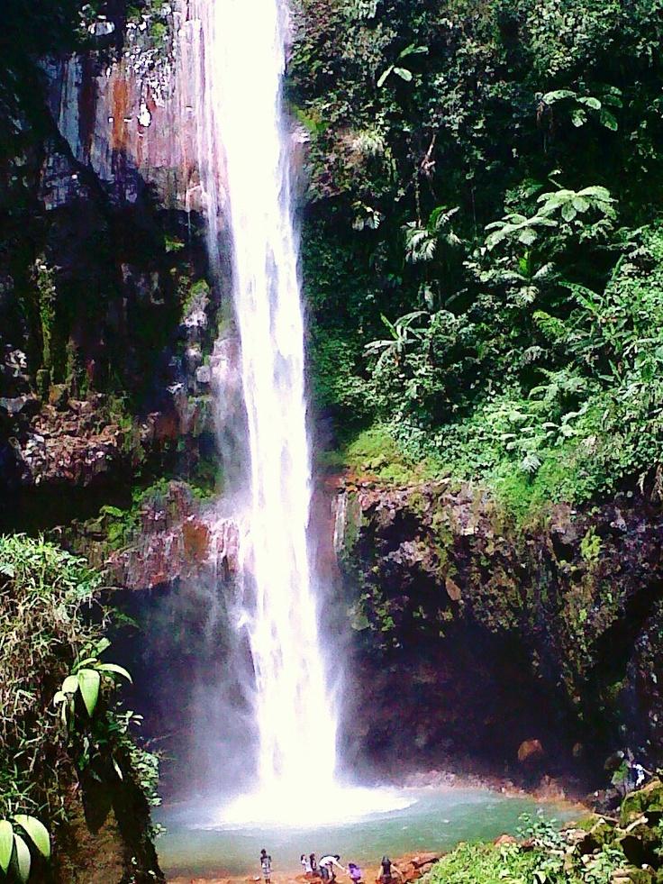 Seribu's Waterfall