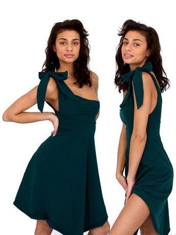 8. American Apparel - Cotton Jersey Bandeau Dress