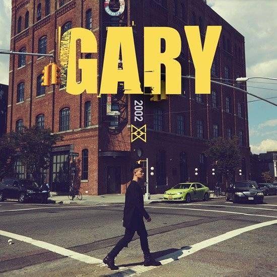 Gary reveals album cover for solo release '2002' | allkpop.com