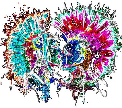 potisk, originální motiv na tričko,T-ART.CZ, psychedelic art illusrattion  design t-shirt