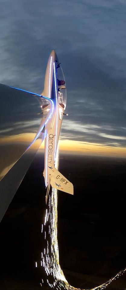 ♂ aircraft Photo taken from wingtip of aerobatic plane using GoPro kit by Alix Mažžo #wings #plane