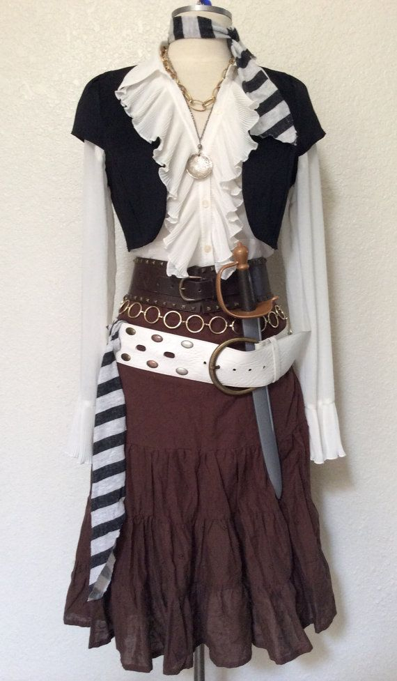 Hey, I found this really awesome Etsy listing at https://www.etsy.com/uk/listing/247152267/adult-womens-pirate-halloween-costume