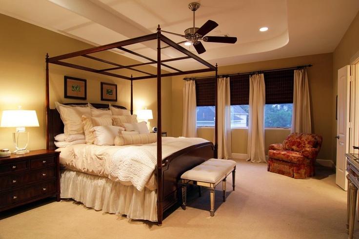 Master bedroom | My Dream House | Pinterest