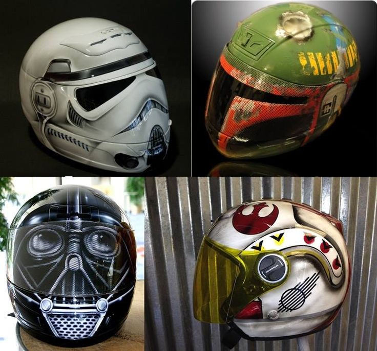 star wars motorcycle helmets i 39 m having the fett one made for sure moto pinterest the o. Black Bedroom Furniture Sets. Home Design Ideas