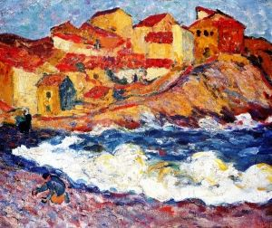 Village by the Sea, 1896-97 - Louis Valtat - The Athenaeum
