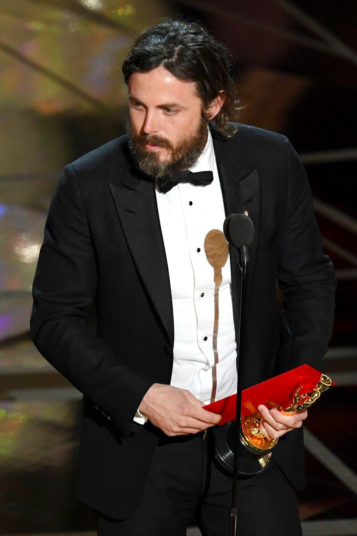Ben Affleck Fights Back Tears While Watching Brother Casey Accept His Oscar