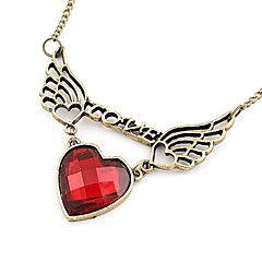 Koreai divat Szerelem szerelem pulóver lánc - Love Wings üre... – EUR € 0.99