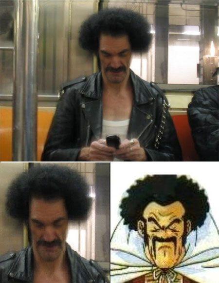 Mr. Satan Dragon Ball Z