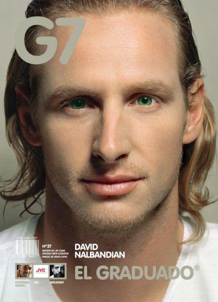 Edición #27 - David Nalbandian