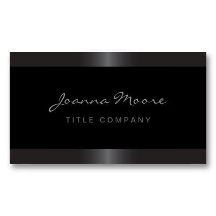 26 best unique business cards images on pinterest unique business elegant stylish satin gray border black business cards colourmoves