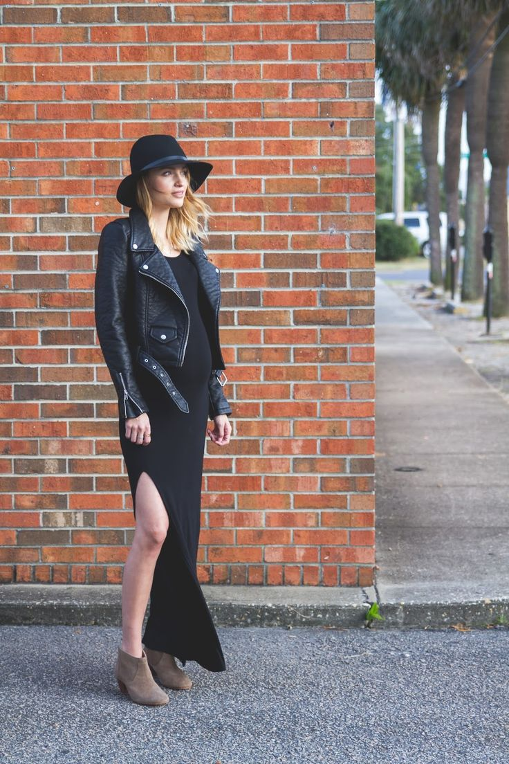 Little Blonde Book by Taylor Morgan | A Life and Style Blog : Little Black Maxi
