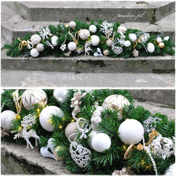dekoracje świąteczne, girlandy od tendom.pl I christmas garlands