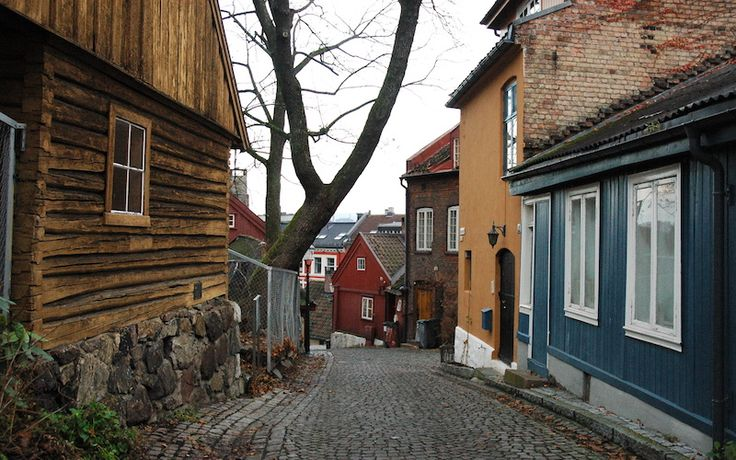 Take a spin around this Norwegian city of surprises with our textile-mad guide, Dianna Walla.